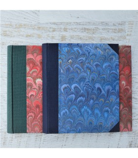 Soft Cover Lined Journal w elastic