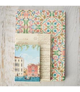 Robbiana Gift Tag & Envelope - Set of 10