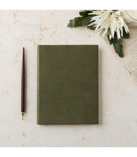 A5 Soft Leather Journal - [Various Colours]
