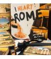 Rome Cookbook + Journal Gift Set