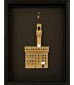 Florence Paper Sculptures - Palazzo Vecchio