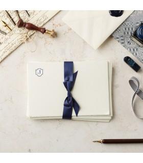 Mallard Ducks & Garden Writing Paper & Envelope - Set of 10