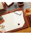 Luxury Leather Desk Pad