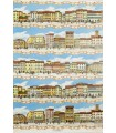 Streets of Florence Wrapping Paper
