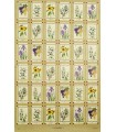 Plants of Tuscany Wrapping Paper
