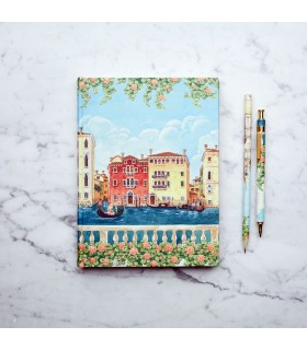 [Various Sizes] Venice Paper Journal