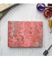 Red Marbled Album